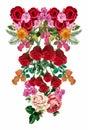 Flower tropical ornamen 35