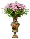 Flower vase Royalty Free Stock Photos
