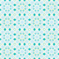 Flowerish seamless pattern Royalty Free Stock Photography