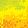 Flowers Background (illustrati...