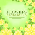 FLOWERS BACKGROUND SPRING