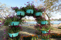 Flowers gallery in baghdad image of of for which is held annually zora park central Stock Images