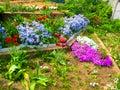 Garden .