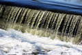 Flowing natural water Royalty Free Stock Photo