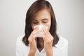 Flu Royalty Free Stock Photo