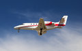 Fly Tyrol Cessna 560XL Citation Excel Royalty Free Stock Photo