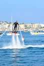 Flyboard Stock Photo