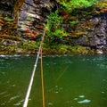 Flyfishing Стоковая Фотография RF