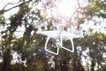 Flying Helicopter Drone With C...