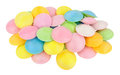 Flying Saucer Novelty Sweets Royalty Free Stock Photo