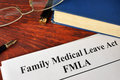 FMLA Family Medical Leave Act Royalty Free Stock Photo
