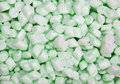 Foam packing Royalty Free Stock Photo
