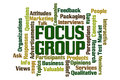 Focus Group Royalty Free Stock Photo