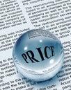Focus on price