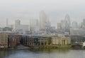 Foggy London Stock Photos