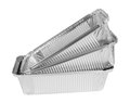 Foil tray Royalty Free Stock Photo
