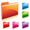 Folder Icon Royalty Free Stock Image