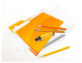 Folder & stationery Stock Image