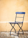 Folding chair Stock Images