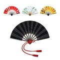 Folding Fan Set