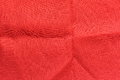 A folds of red cloth background Royalty Free Stock Photo