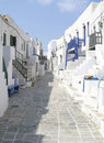 Folegandros island, Greece Royalty Free Stock Photo