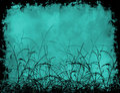 Foliage grunge Royalty Free Stock Photo