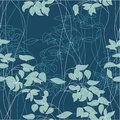 Foliage pattern Royalty Free Stock Photography
