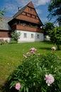 Folk Architecture In Zelezny B...