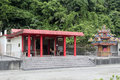 Folk beliefs place in wulaokeng scenic spot taoist temple the area ilan county taiwan Stock Photography
