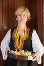 Folk costume Royalty Free Stock Images