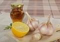 Folk remedies Royalty Free Stock Photo