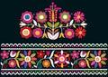 Folk Slovak ornaments