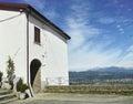 Follo a little medieval village near la spezia Stock Photography