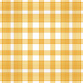 Fond d'or de plaid Image stock