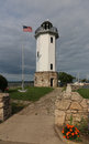 Fond du Lac Lighthouse, Wisconsin Royalty Free Stock Photo