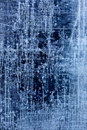 Fondo abstracto del invierno de la textura del hielo del arte Imagenes de archivo