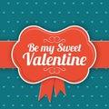 Fondo del día de tarjeta del día de san valentín del santo Imagenes de archivo