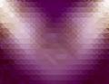 Fondo poligonal multicolor abstracto del mosaico Fotos de archivo libres de regalías