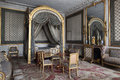 Fontainebleau, France - 16 August 2015 : Interior view Royalty Free Stock Photo