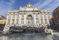 Fontana di Trevi Royalty Free Stock Images