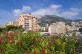 Fontvieille. Monaco Stock Images