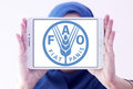 Food and Agriculture Organization, FAO logo Royalty Free Stock Photo