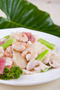 Food in china-- delicious shrimp Royalty Free Stock Photos