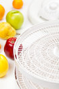 Food Dehydrator Stock Photo