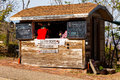 Food and Drink Shack Royalty Free Stock Photo