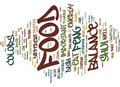 Food And Feng Shui Text Background  Word Cloud Concept Royalty Free Stock Photo
