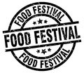 food festival stamp