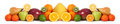Food fruit banner Royalty Free Stock Photo