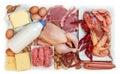 Jedlo vysoký v zviera proteín